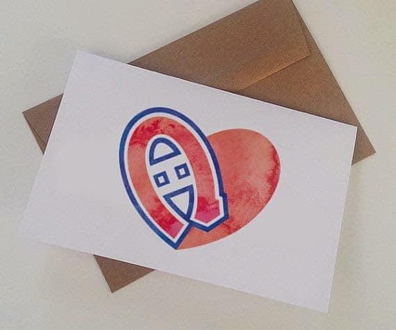 Le Top Des Plus Beaux Tatouages Pour La St Valentin: St-Valentin Canadiens B91Ywo1IUAAB1rc
